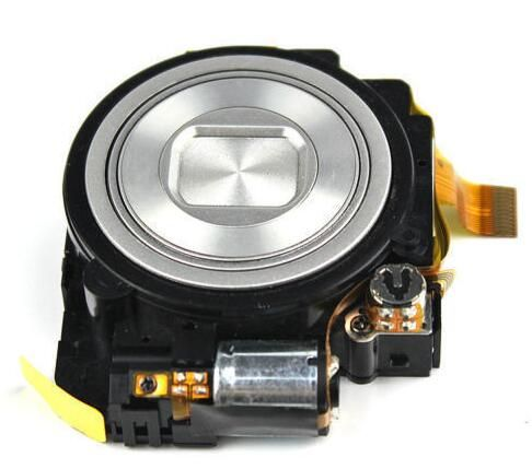 Silver original zoom lens unit For Nikon Coolpix S2600 S2800 S3100 S4100 S4150 For Casio ZS10 ZS12 Z680 ZS15 N78 Without CCD