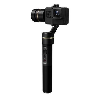 New Upgrade Feiyu G5 Handheld Gimbal for GoPro HERO5 5 4 Xiaomi yi 4k SJ AEE Action Cams Splashproof Bluetooth-enabled Humanized