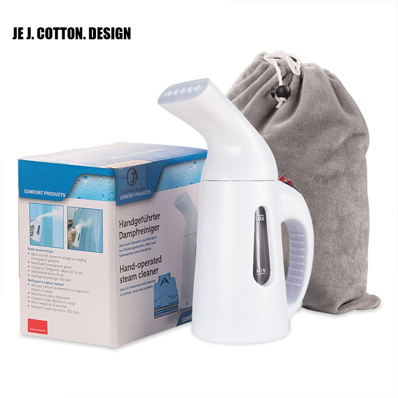 800W Garment Steamer for Clothes Steam Iron Cleaning Machine for Ironing Handheld Vertical Clothes Steamers with Pouch 110/220V