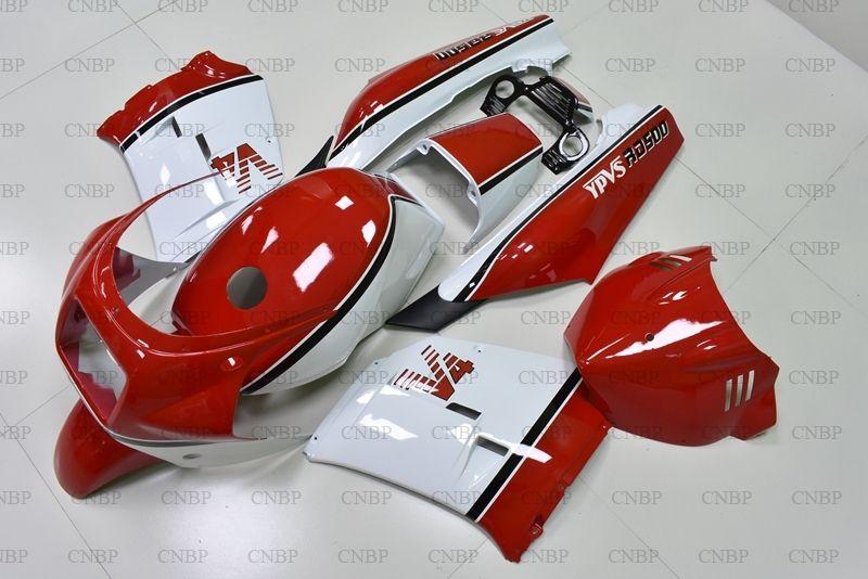 RD 500 LC 85 Motorrad Verkleidung für Yamaha RZV500 1985 Gelb Verkleidung RD500LC 1985 Verkleidung Kits