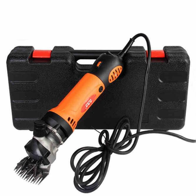 Free shipping 690W Electric Sheep Shearing Clipper Scissors Shears Cutter Goat Clipper Machines 9 teeth/13 teeth blade 220v-240v