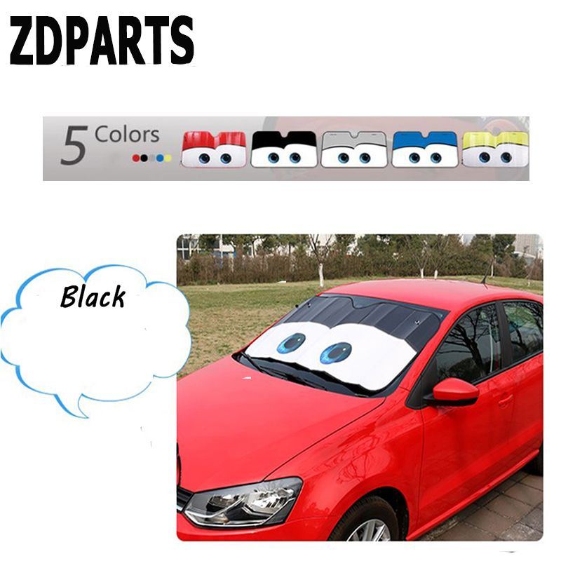 ZDPARTS 6color Car Styling Sunshade Windscreen Cover For Opel Astra J G Insignia Vectra c Peugeot 307 206 308 407 207 3008 508