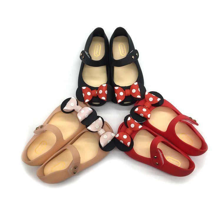 Обувь для девочек сандалии со стразами летние детские сетчатые отверстия Обувь для девочек дышащие прозрачная обувь Обувь для девочек Босо...