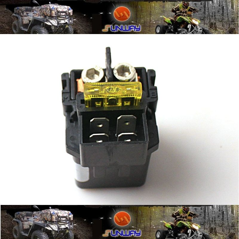 YIMATZU ATVs Parts Starting Relay for BUYANG FEISHEN FA-D300 H300 300CC ATV Quad Bike Free Shipping