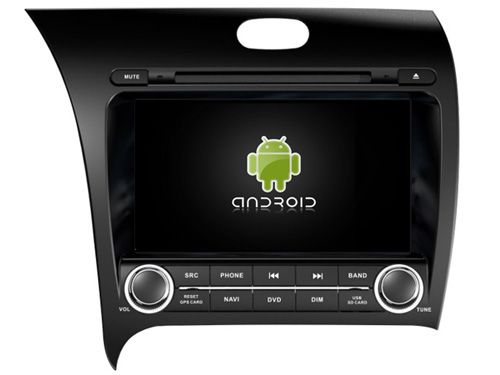 Android 7.1.1 2GB ram car dvd Audio player FOR KIA K3/FORTE/CERATO 2013 2014 auto headunit autoradio stereo bluetooth NAVI GPS