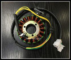 Wangjiang GN250 motor Stator coil GN 250 motor Magnetik coil