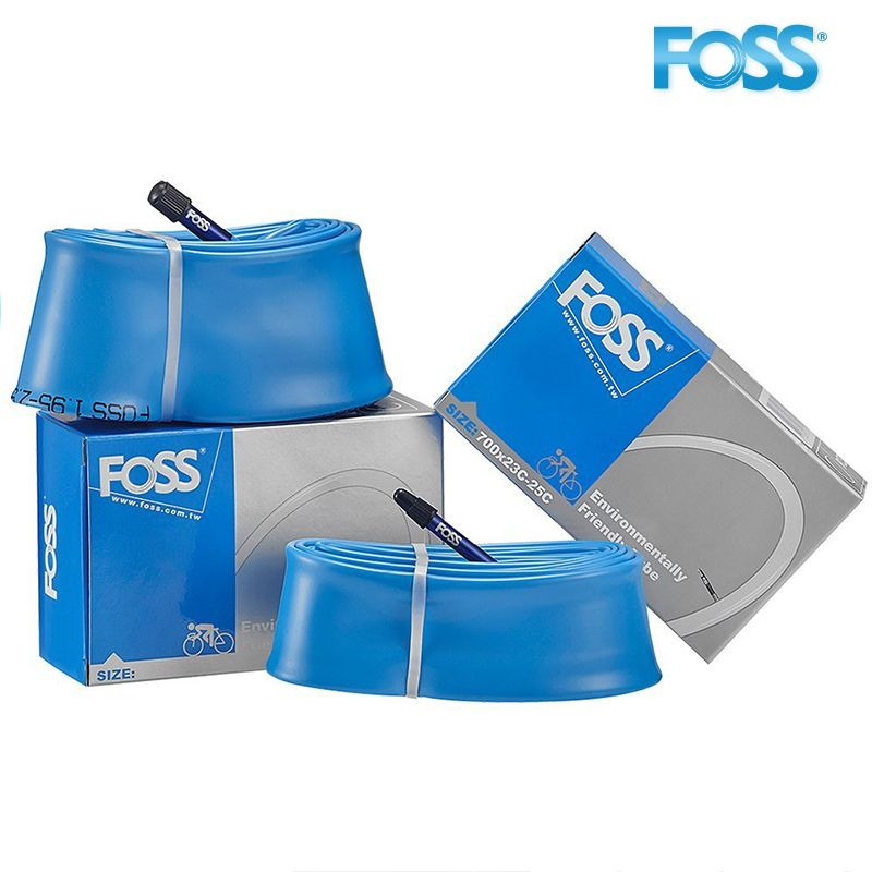 FOSS Bicycle Tube Tire 16/20/24/26/27.5/27/700c Road MTB <font><b>Mountain</b></font> Bike Inner Tube Rubber Bicycle Tire Tyres Bike Puncture Tire