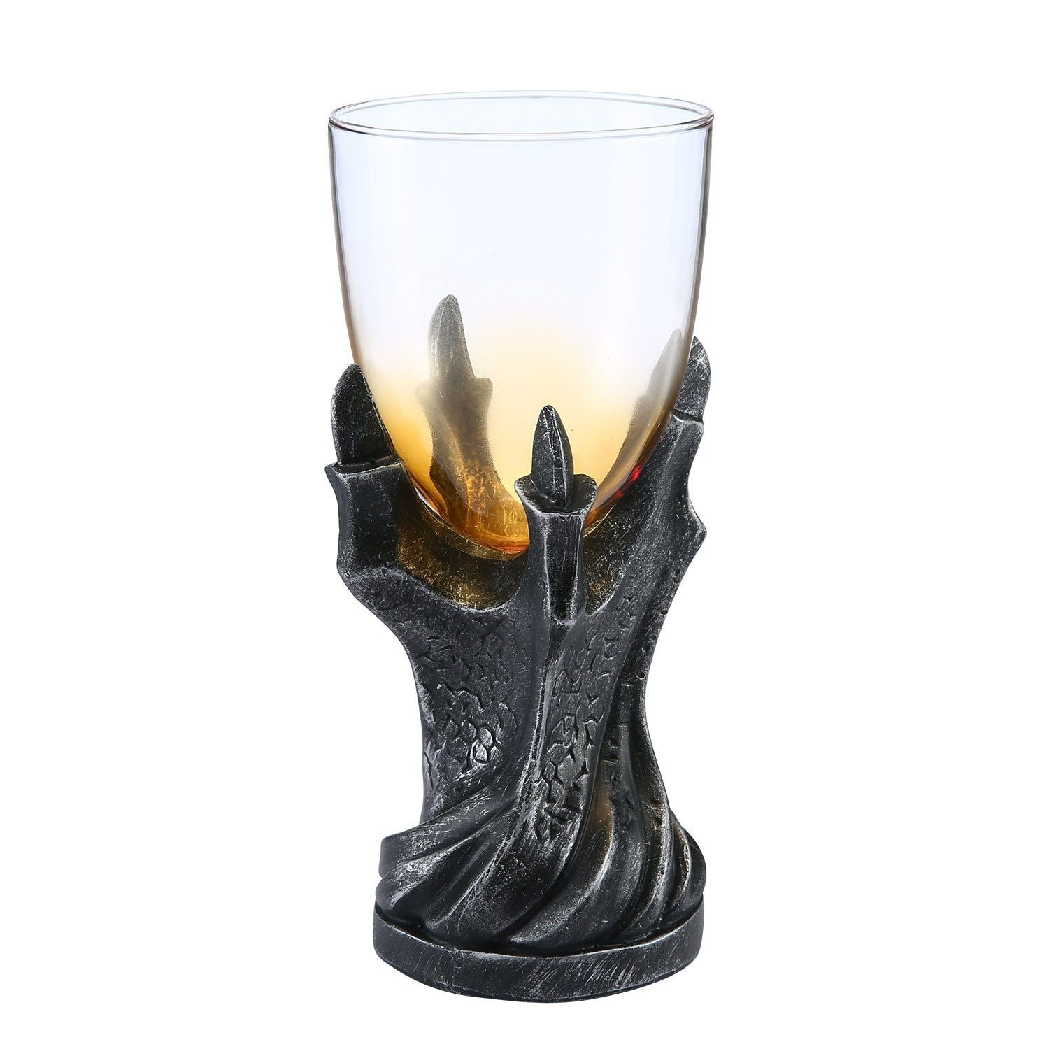 HOT-Dragon Claw Goblet, 3D Dragon Claw Goblet Glass Cup Drinkware for Whiskey, Beer Wine and Juice