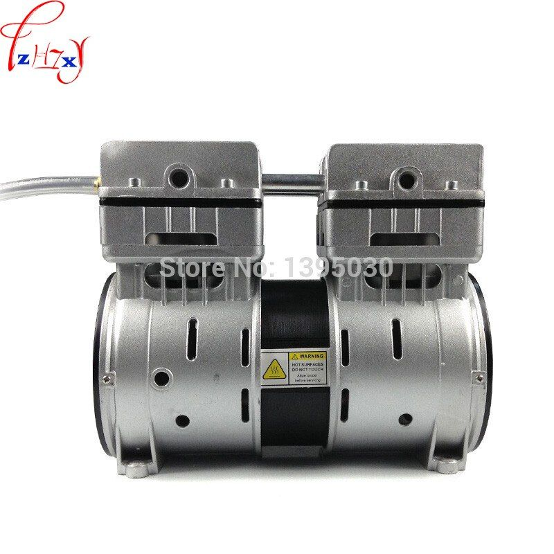 110V/220V 2L Oilless Vacuum Pump match with oca laminating machine for broken phone screen repair, LCD separator 1 pc