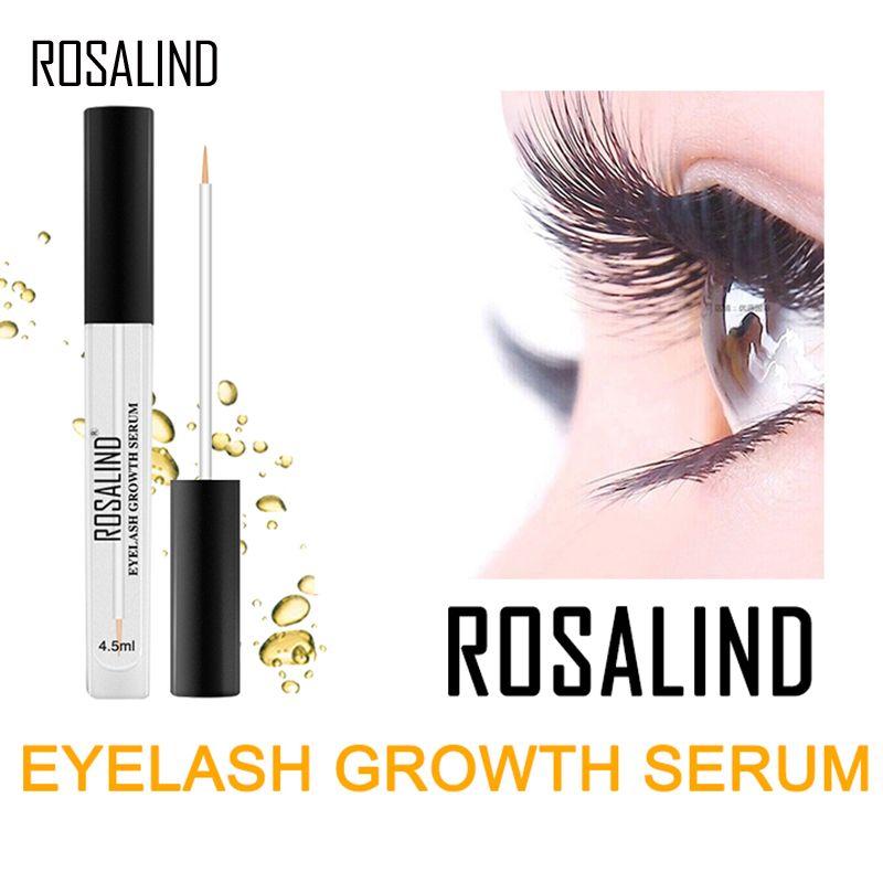 ROSALIND 4,5 ml Lash Lift Eye Care Wimpern Wachstum Behandlungen Länger Dicker Wimpern Augen Pflege Wimpern Enhancer Natürliche Augen Make-Up