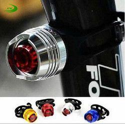 Светодио дный водостойкие велосипедные Передние Задние шлемы красные мигающие огни Предупреждение ющая лампа велосипедная безопасность п...