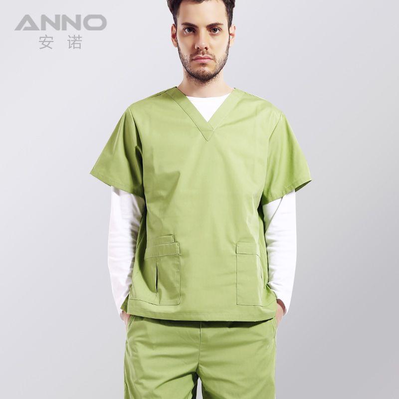 Médical uniforme OEM exfoliants ensemble femmes scrubs coton/polyester infirmière dentaire spa salon plus la taille gommage costume jaleco
