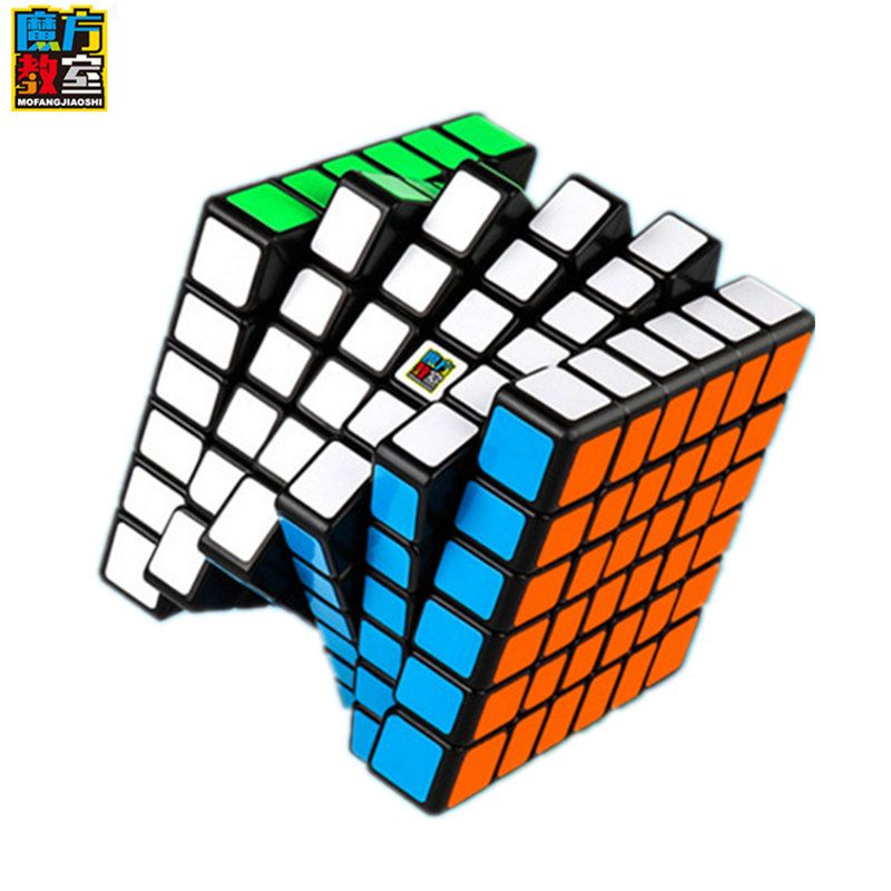 moyu 6x6x6 Professional competition cube MF6 Cube Professional game six-order cube 6 by 6 for children cube puzzle toy