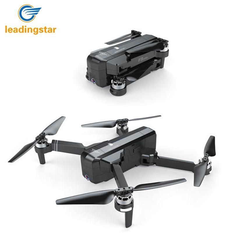 LeadingStar SJRC F11 GPS 5g Wifi FPV Mit 1080 p Kamera 25 minuten Flugzeit Bürstenlosen Selfie RC Drone quadcopter