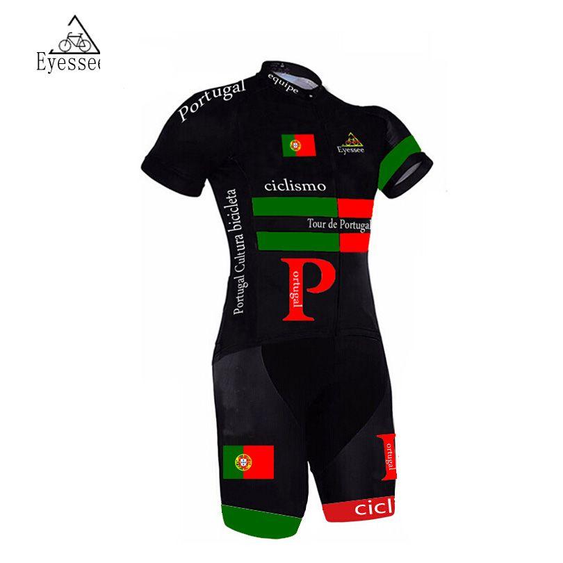 2018 radfahren Skinsuit Ropa De Ciclismo Maillot männer Radfahren Sport Triathlon Sport Radfahren Kleidung tour de Portugal Overall