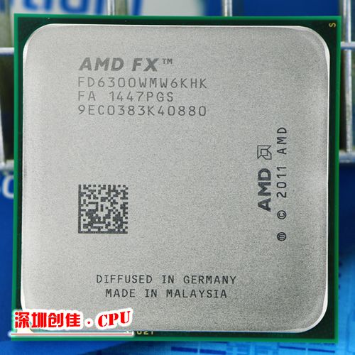 Free shipping AMD FX 6300 AM3+ 3.5GHz 8MB CPU processor FX serial shipping free scrattered pieces FX-6300 fx6300