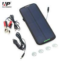 ALLPOWERS 12 В в В 18 в 7,5 Вт солнечное зарядное устройство панели солнечные батарея сопровождающий для автомобиля Автомобиль Мотоцикл лодка батар...