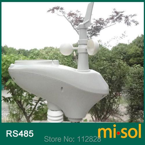 Station météo avec interface RS485, avec longueur de câble (3.2 mètre)