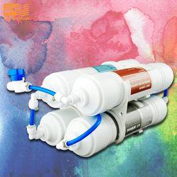 Coronwater purificador de agua 4 etapas portátil ultrafiltración sistema de filtro de agua potable PUI-4