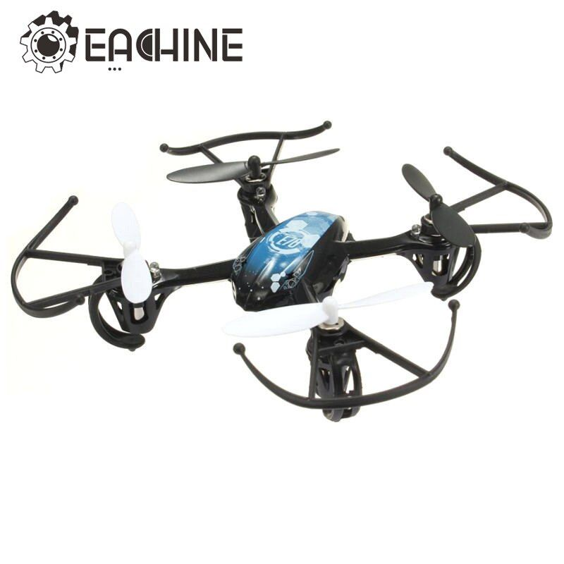High Quality Eachine E70 Mini Headless Mode One Key Return 3D Flips 2.4G 4CH 6-Axis LED RTF RC Drone RC Quadcopter For Kids