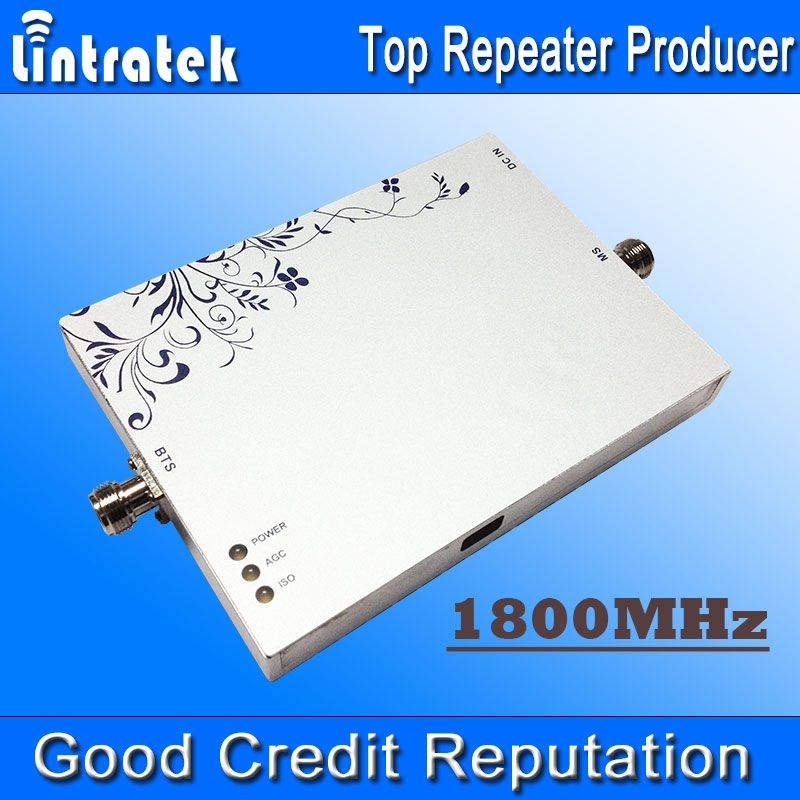 Signal Booster GSM 1800MHz MGC Repeater 1000 Square Meters (1000 sq ft.) Coverage Area,25dBm 75dbi Gain GSM Repeater 1800 #40