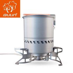 Bulin BL100-B15 Mini Luar Ruangan Kompor Gas Lipat Memasak Camping Split Burner