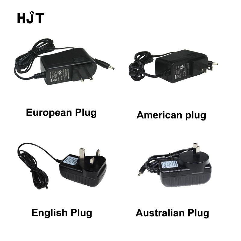 US / EU / UK / AU CCTV System Power Adapter AC 100~240V 50/60Hz Input to DC 12V 2A 2000MA Output