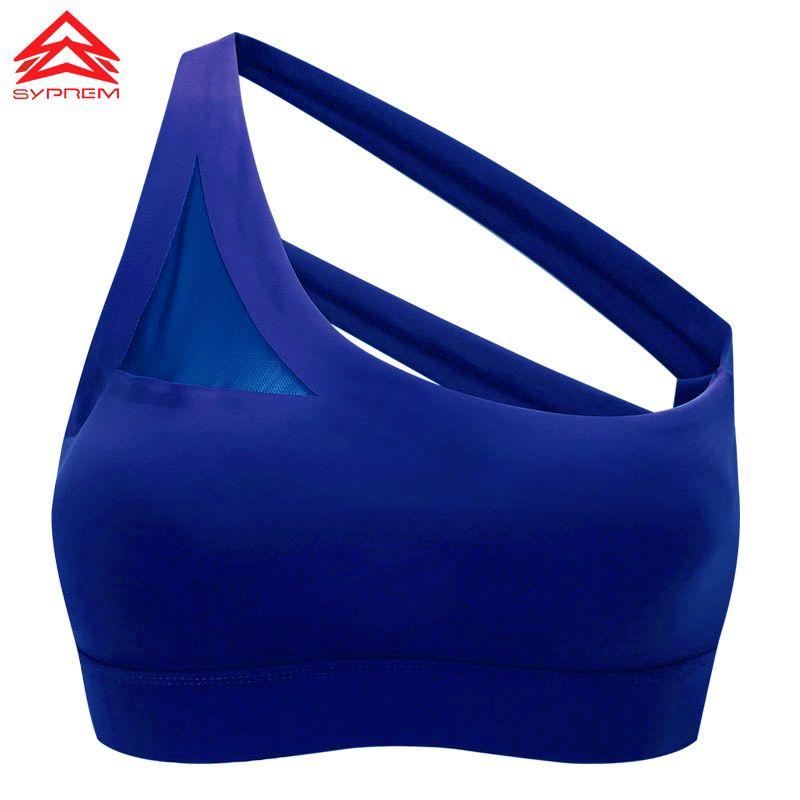 SYPREM sportswear blue black red sports bra .DHL link