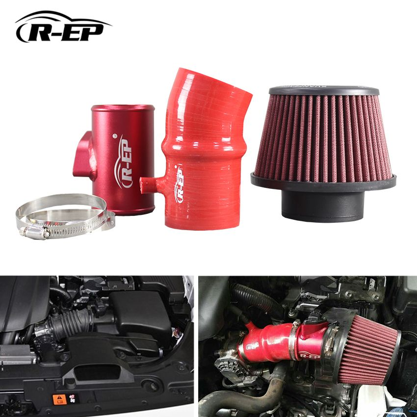 R-EP Performance Cold Air Intake Kit For Mazda 3 Axela CX-5 For Mazda 6 Atenza CX-4 2.0L 2.5L High Flow with Air Filter