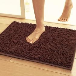 Mechanical wash Bathroom anti slip bath mat 40*60cm/15.74*23.62in