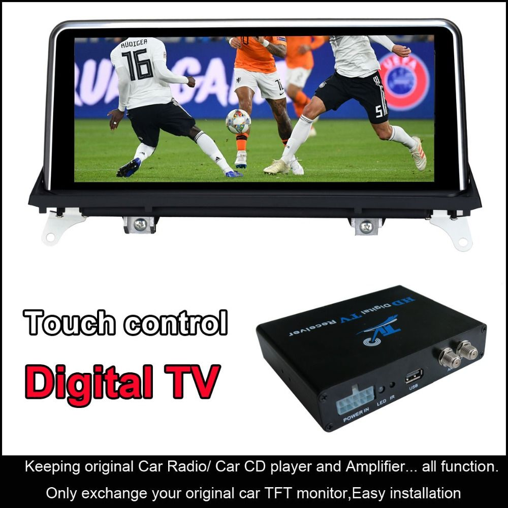 10,25 zoll Android 8.1 Auto Audio GPS für BMW X5 E70 (2007-2013) /BMW X6 E71 (2007-2014) mit Digitale HD TV funktion