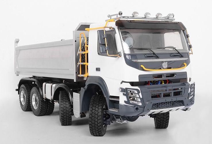 1/14 Scale RC Hydraulic Dump Truck 8x8 1.5 Version