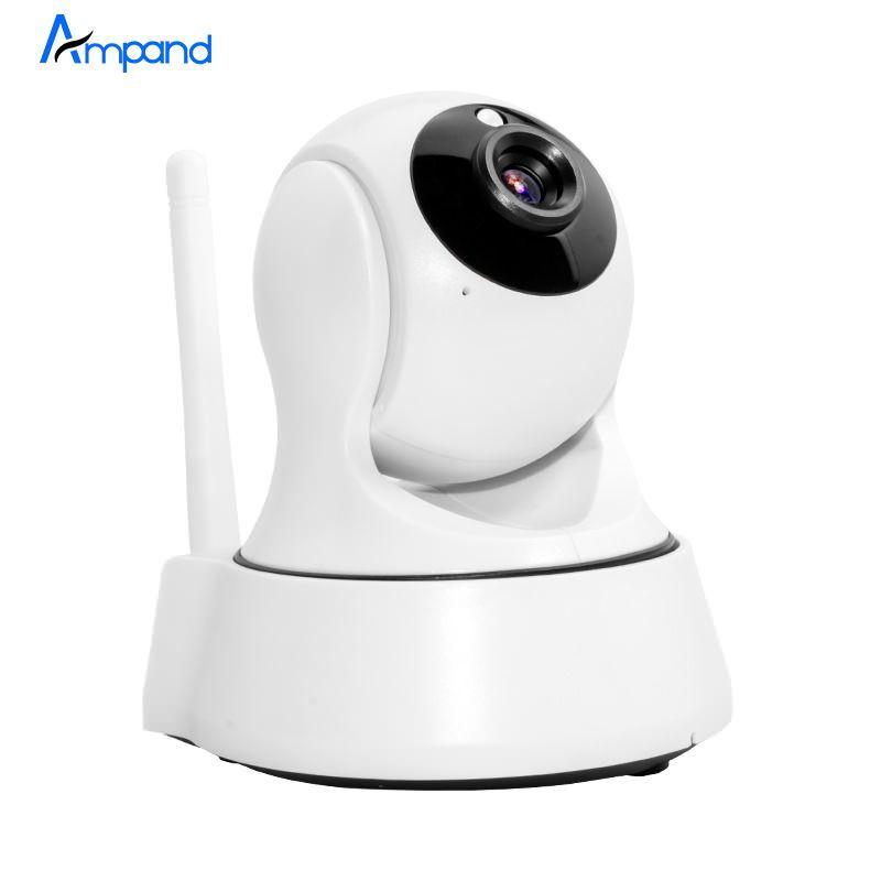 Ampand HD Wireless IP Security Camera WifiI Wi-fi R-Cut Visión Nocturna de Grabación de Audio de Vigilancia de Red Interior Del Monitor Del Bebé