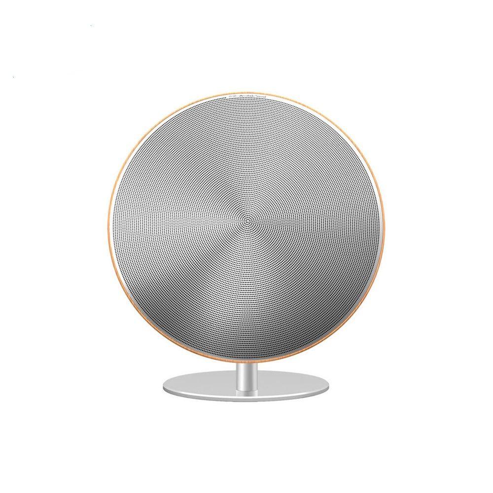Emie Spalte Holz Bluetooth Tragbare Drahtlose Lautsprecher NFC Vollständige Palette 2,0 Kanal Touch Oberfläche Subwoofer Home Audio Für Telefon