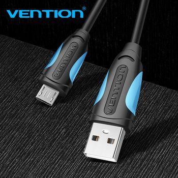 Convention Micro USB Câble De Charge Rapide Fil pour Android Mobile Téléphone Data Sync Chargeur Câble 3 M 2 M 1 M Pour Samsung HTC Xiaomi Sony
