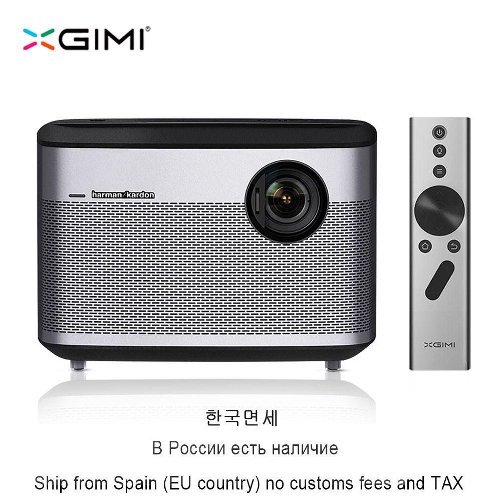 XGIMI H1 DLP Projektor 1920x1080 Volle HD 3D Unterstützung 4 karat Proyector Android 5.1 Bluetooth Wifi Home Theater 300 zoll Bildschirm Beamer
