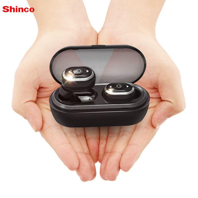 Shinco S8 Mini wireless headphone bluetooth4.2 earphones sports waterproof earphone for iPhone Xiaomi fone de ouvido auriculares