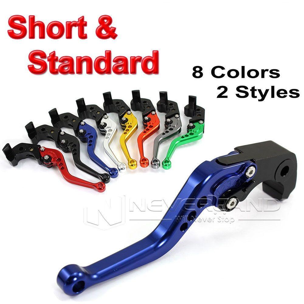 Neverland ЧПУ длинные и короткие регулятор сцепные рычаги для Hyosung GT250R 2006-2010 GT650R 2006-2009 мотоциклов регулируемый рычаг