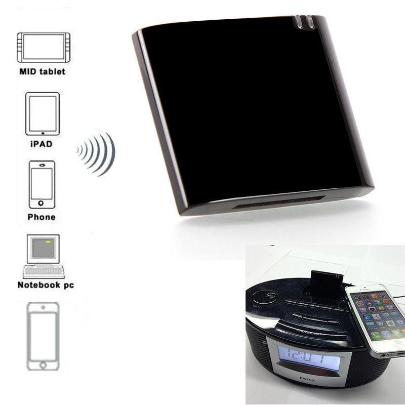 APT-X CSR4.0 Mini récepteur Bluetooth A2DP récepteur de musique adaptateur Audio Bluetooth pour iPad iPod iPhone 30Pin Dock BH7450