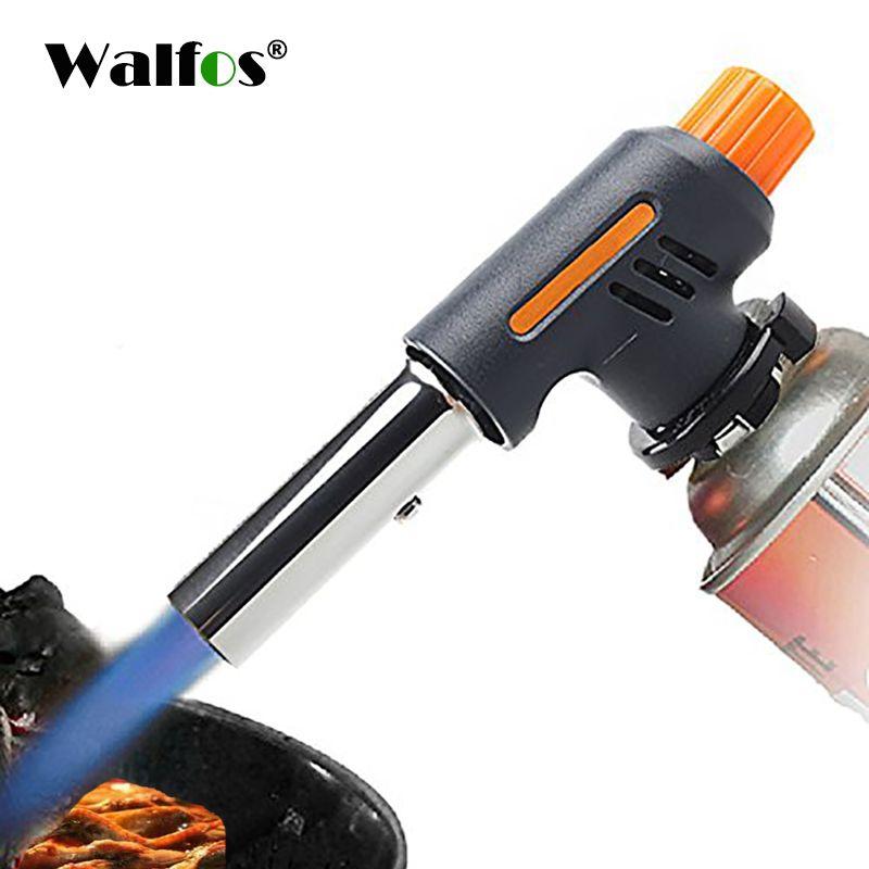 WALFOS 920 Vent Humidité Imperméable À L'eau Entièrement Automatique Électronique de La Flamme Allume Gun
