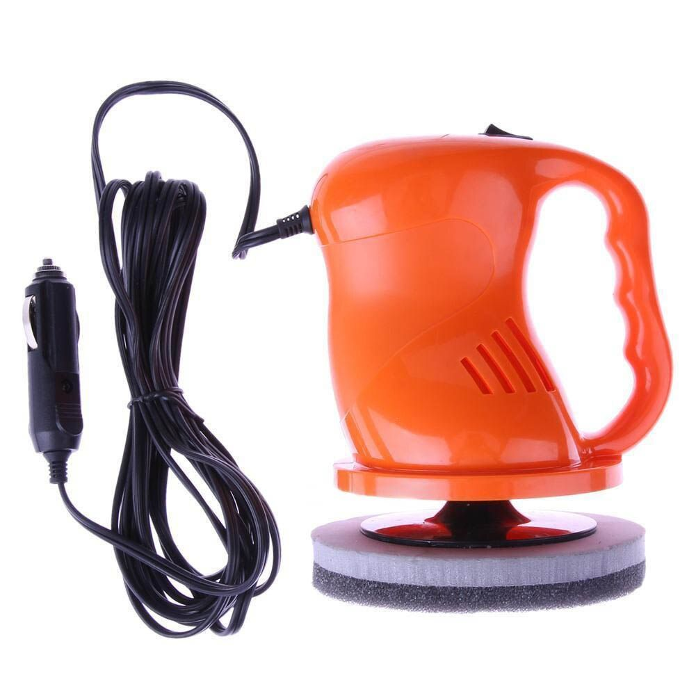 Universal 12V 40W Car Polishing Machine Auto Paint Care Repair Polisher Buffing Waxing Waxer Electric Tool DXY88