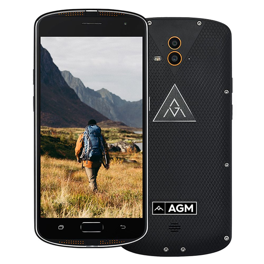 AGM X1 IP68 Waterproof Smartphone 5.5