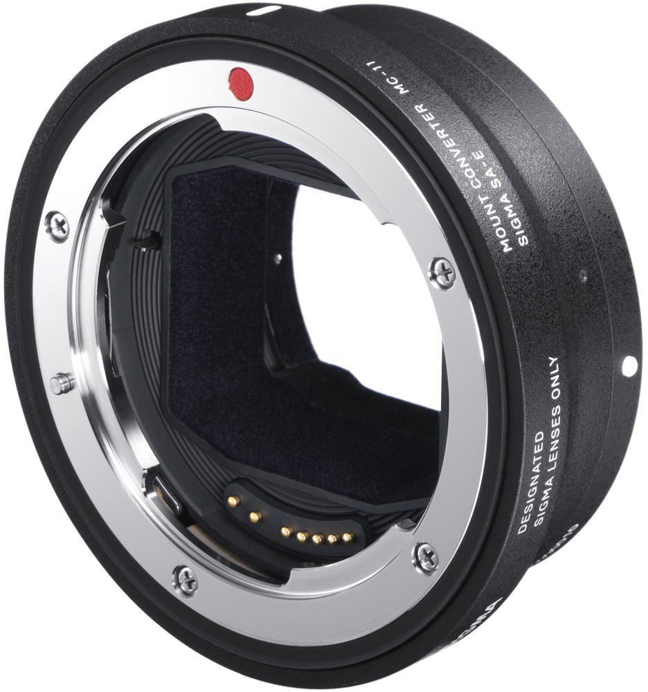 New Sigma MC-11 Lens Adapter Converter for Canon EOS EF lens to Sony E mount Camera A9 A7 R