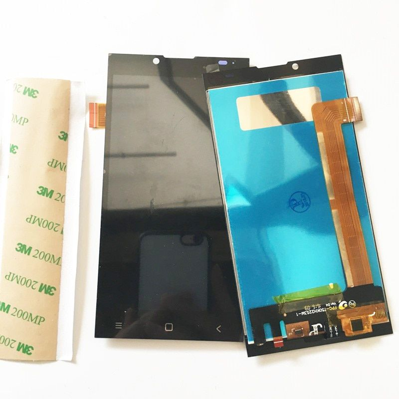 LCD Display For Prestigio Grace Q5 PSP5506 Duo LCD Display +Touch Screen Digitizer Assemblely