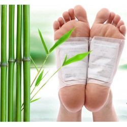 20pcs=(10pcs Patches+10pcs Adhesives) Detox Foot Patches Pads DS Only