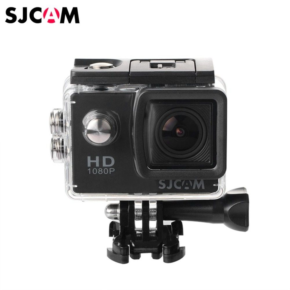 SJCAM SJ4000 Waterproof Sport Camera Full HD 1080P 12MP 2.0 inch LCD Diving Bicycle Action Camera 170 degree Wide Angle Lens