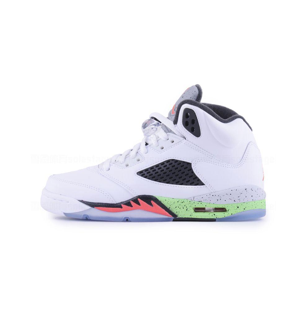 Jordan Retro 5 zapatos de Baloncesto de Los Hombres Azul Rojo suede Space Jam Metallic Silver Tomar Vuelo Atlético Zapatillas Deportivas Al Aire Libre 41-46