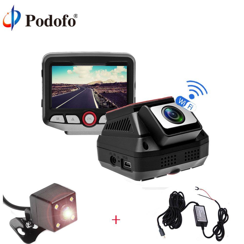 Podofo WIFI Car DVR 2.45