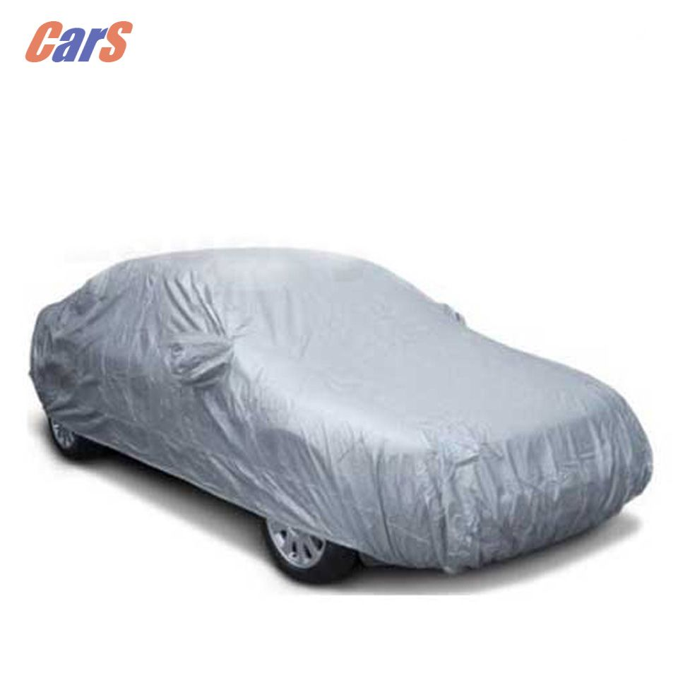 Durable Car Covers Indoor Outdoor Full Car Sunshade Cover Sun UV Snow Dust Rain Resistant Protection M Size 450X175X150 cm