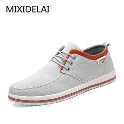 Zapatos de 2018 nuevos hombres más tamaño 39-47 pisos de los hombres, alta calidad de los hombres ocasionales tamaño grande hecho a mano mocasines zapatos para hombre